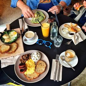 Federal Cafe brunch
